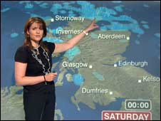 Heather from the weather