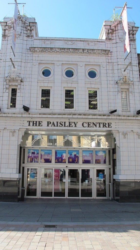 The Paisley Centre