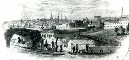canal disaster paisley