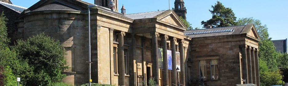 Paisley Library - Paisley Museum