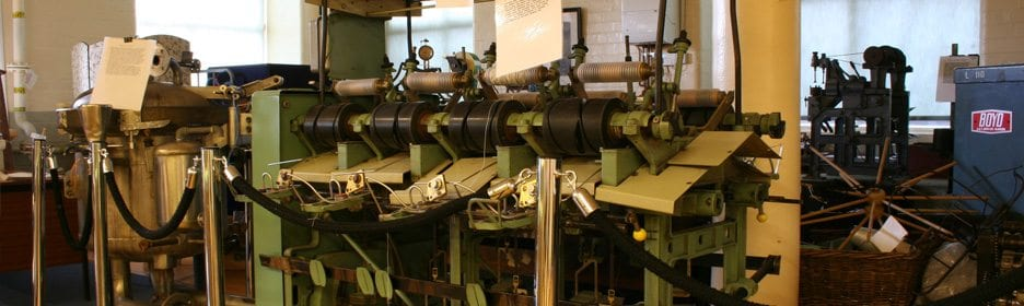 paisley thread mill museum