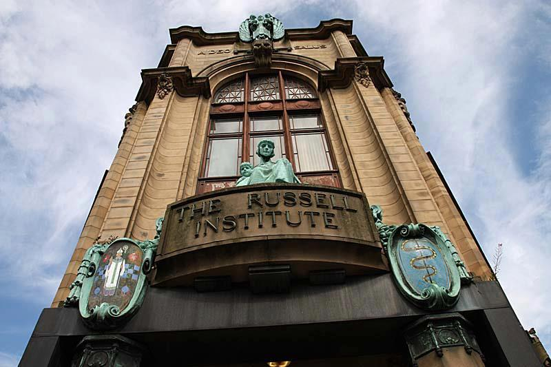The russell institute paisley scotland for Paisley house