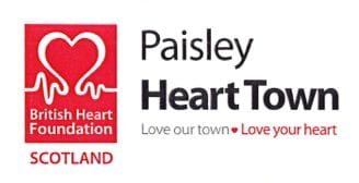 Paisley heart Town