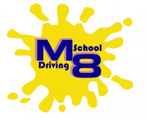 m8 driving school