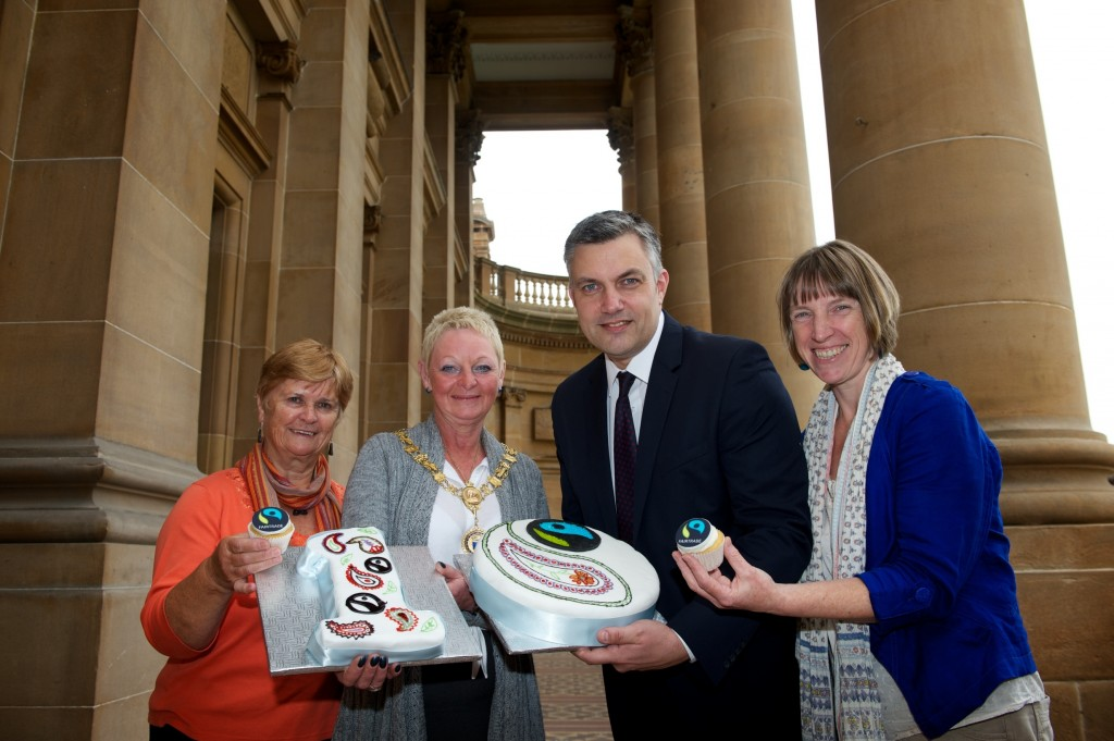 KE Paisley celebrates ten years of Fairtrade