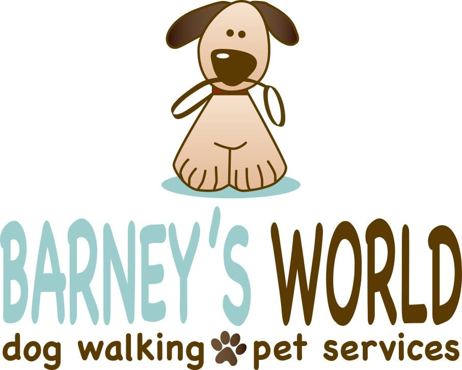 Barney's World logo