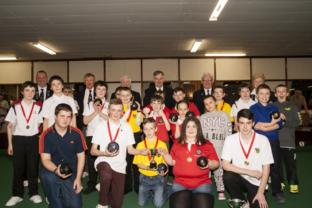Paisley Indoor Bowling Club Junior Section