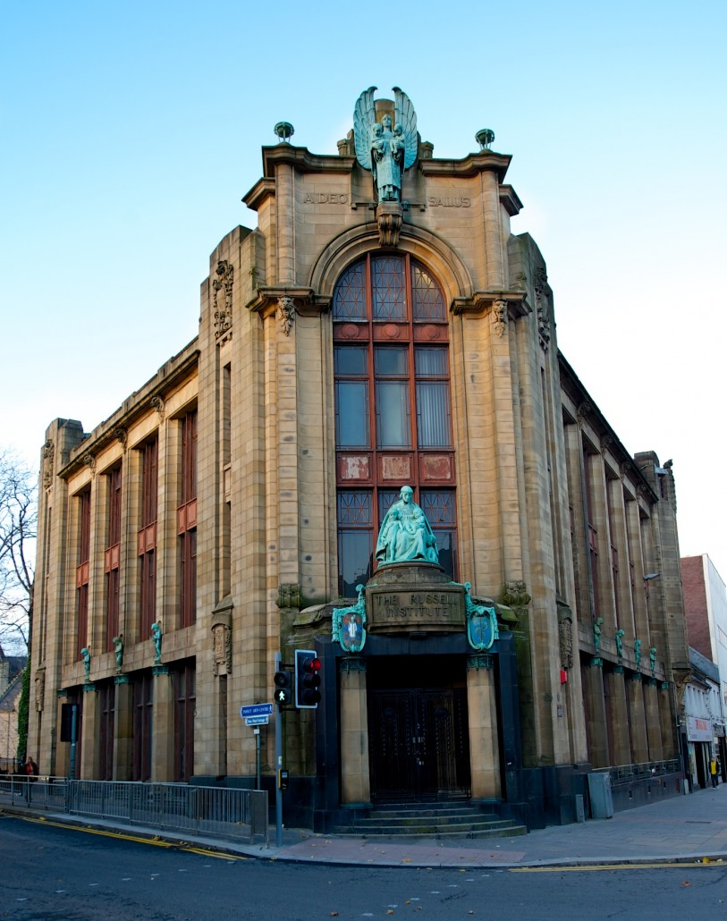Russell Institute in paisley