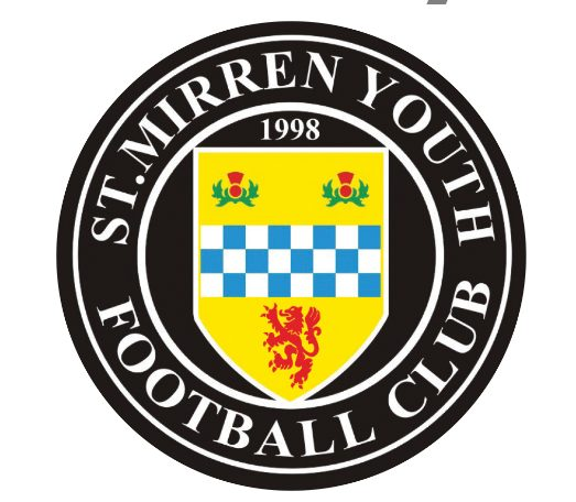 st mirren girls youth