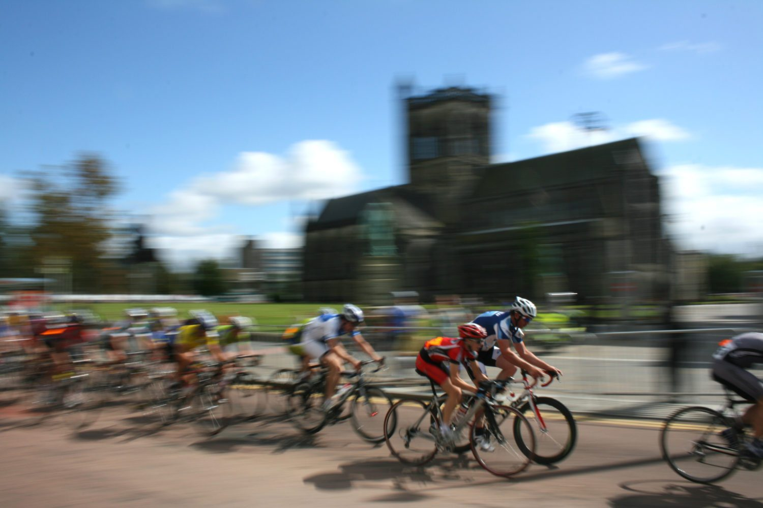 cycle abbey