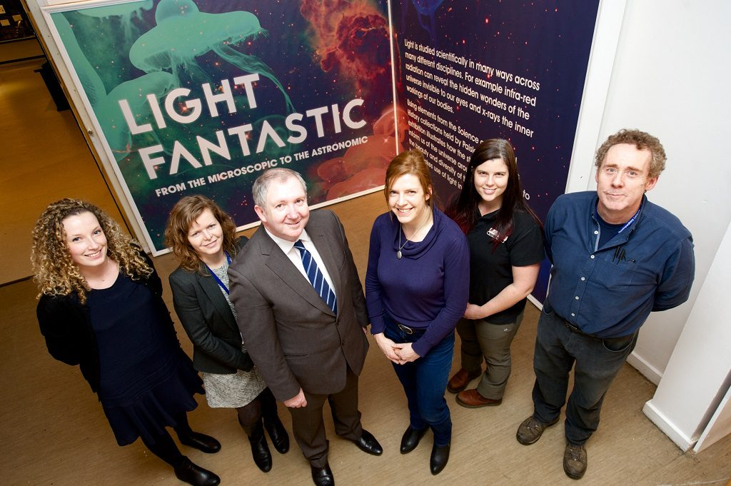 RDC Paisley Museum Light Fantastic 27.1.16