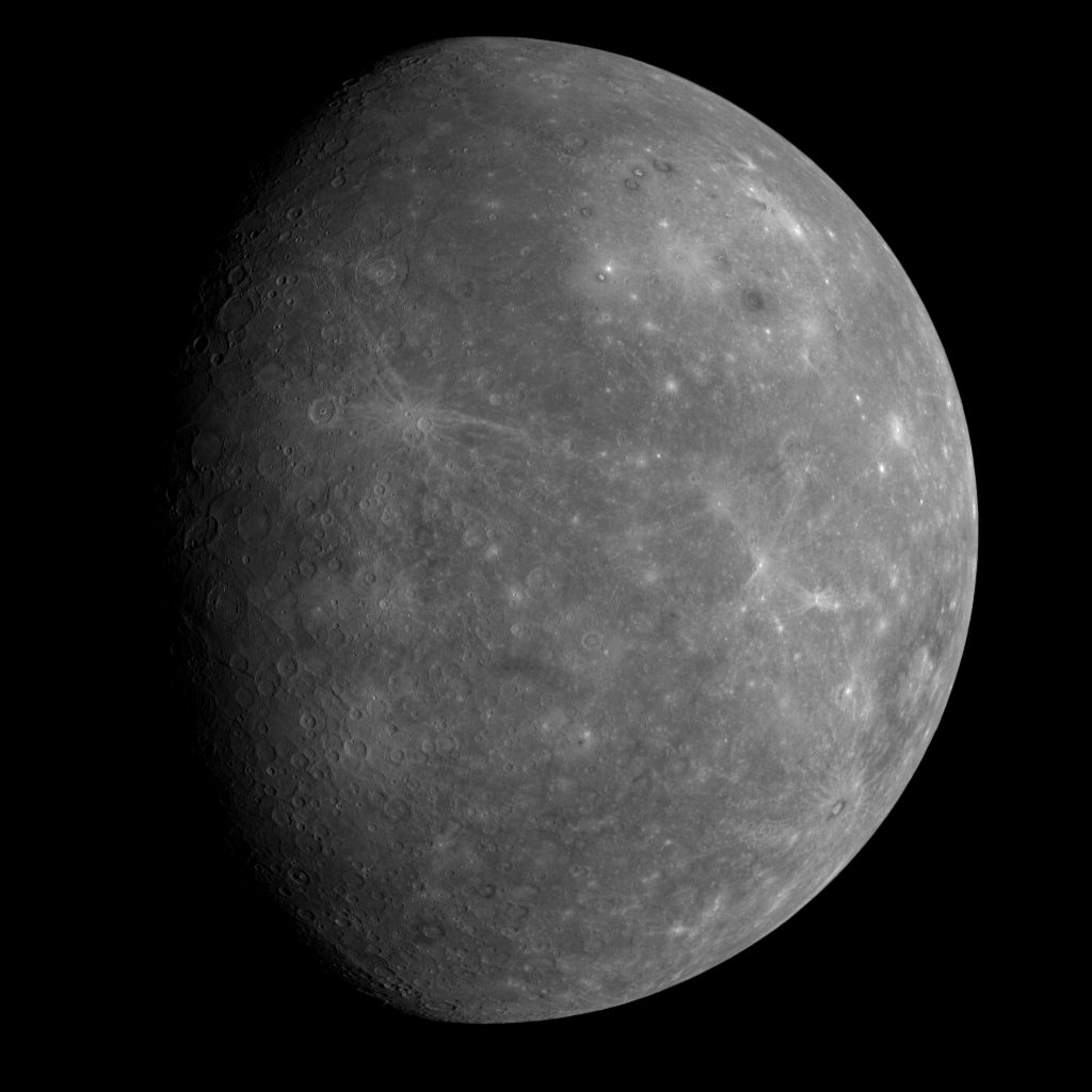 Mercury - First Messenger image