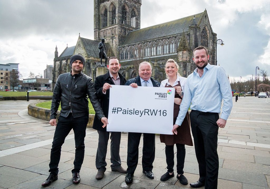 Paisley Restaurant Week Abbey
