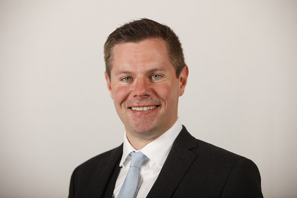 Derek Mackay - SNP - Renfrewshire North and West  Pic - Andrew Cowan/Scottish Parliament
