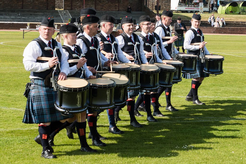 Picture 2 - G2 Drummers