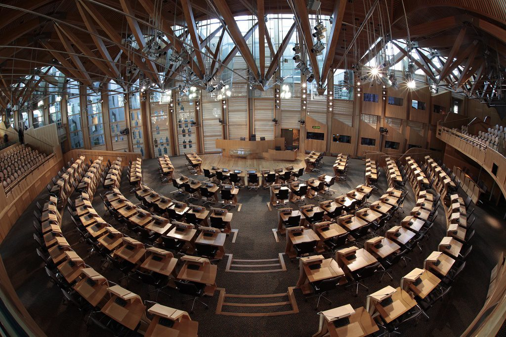 Scottish Parliament SPCB Picture