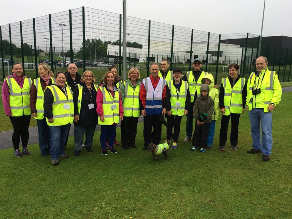 parkrun volunteers