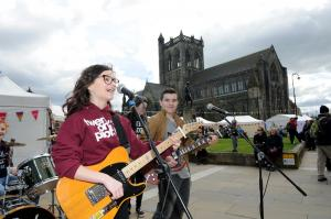 Paisley Food FestivalBuskers
