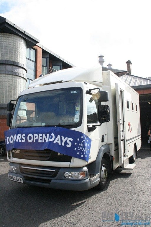 Paisley Doors Open Day 2012 by JMS