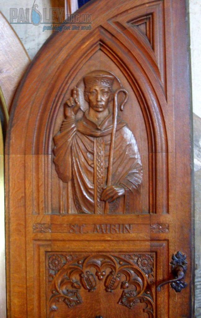 St Mirin - Abbey