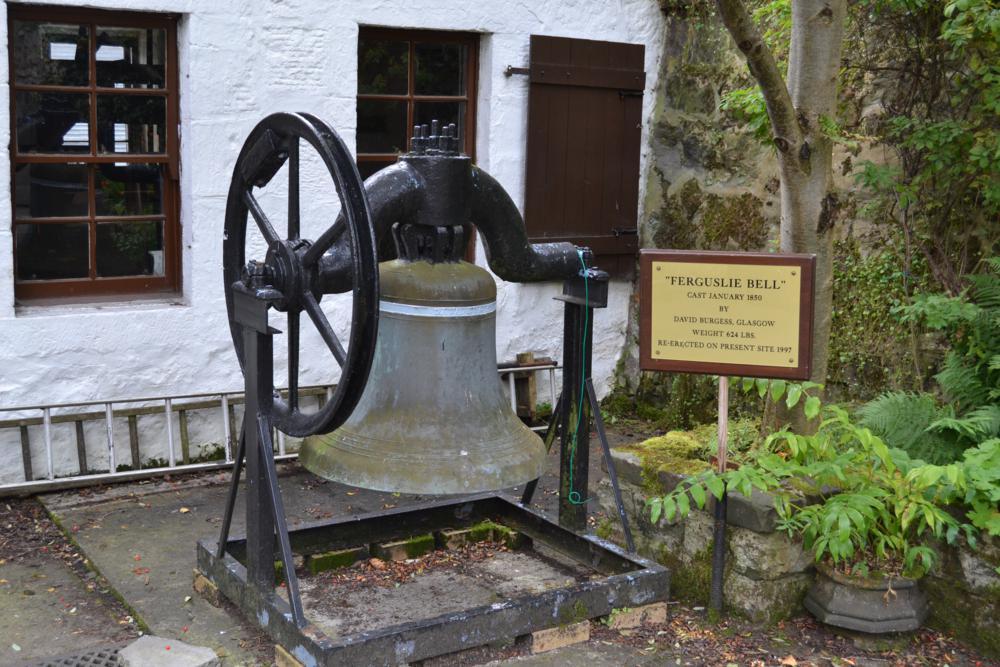 Ferguslie Bell