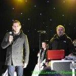 Paisley photographs of Paisley Christmas lights 2012