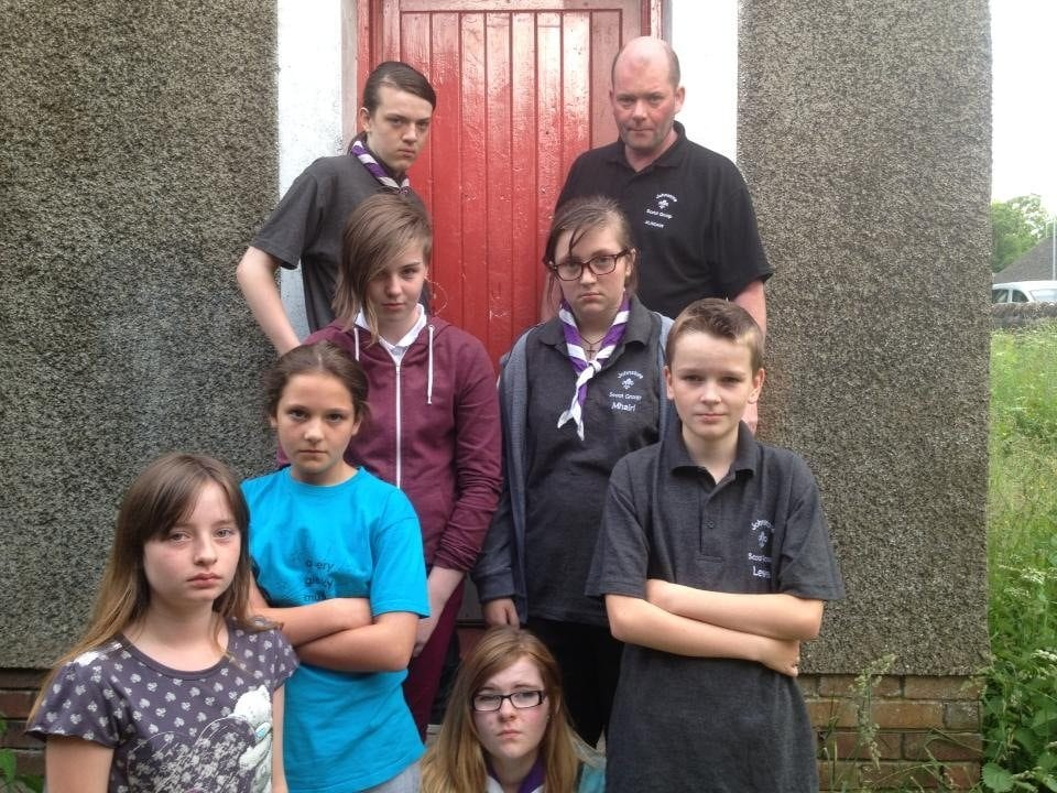 Johnstone Scout Group