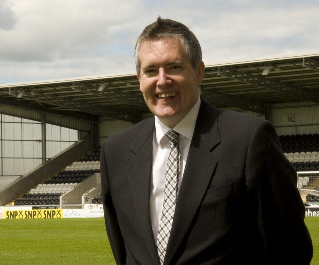 George at St Mirren