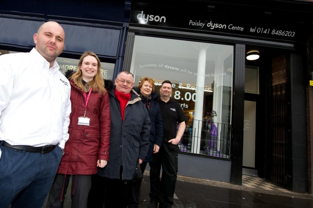 Paisley Dyson Centre