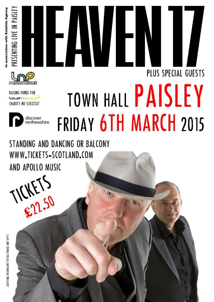 H17 Paisley poster V2a