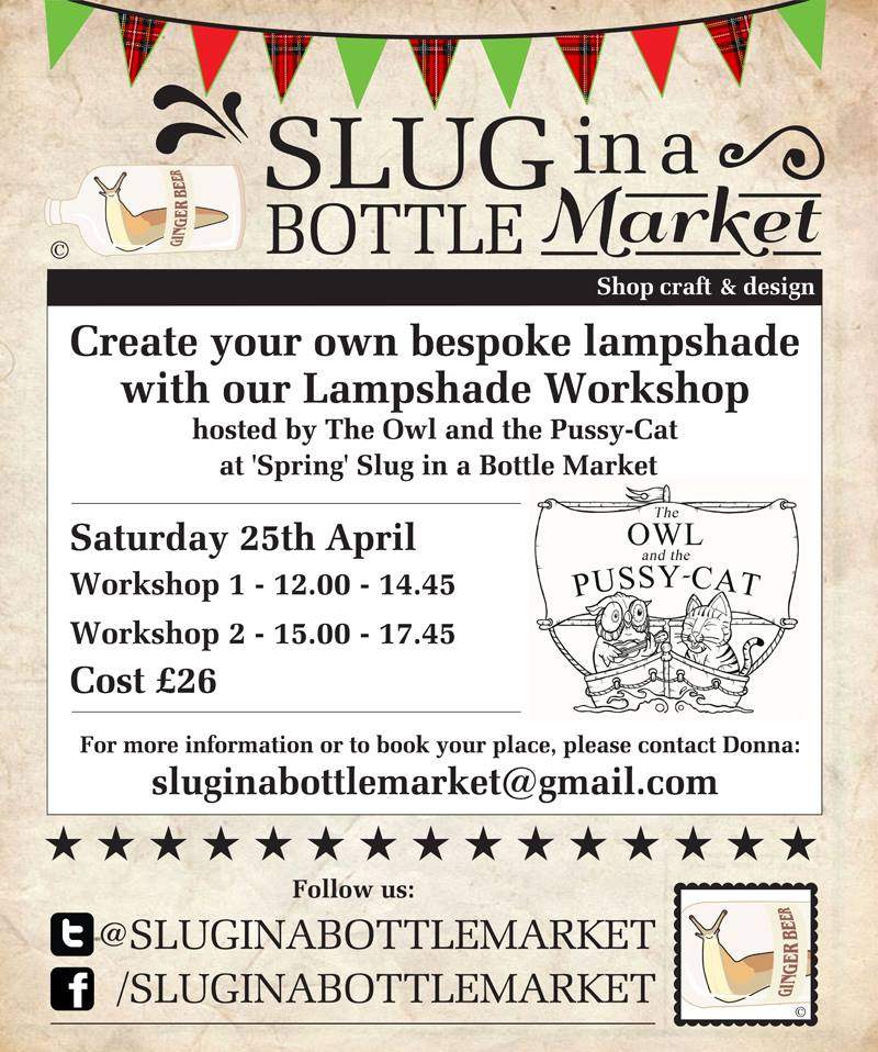 slug in a bottle market