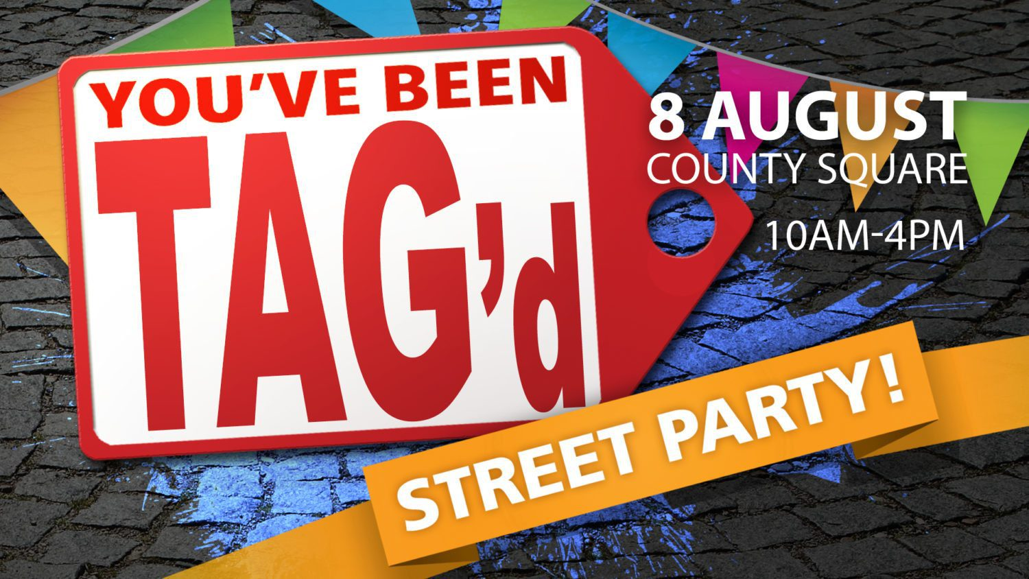 TAG Street Party Slide 2015