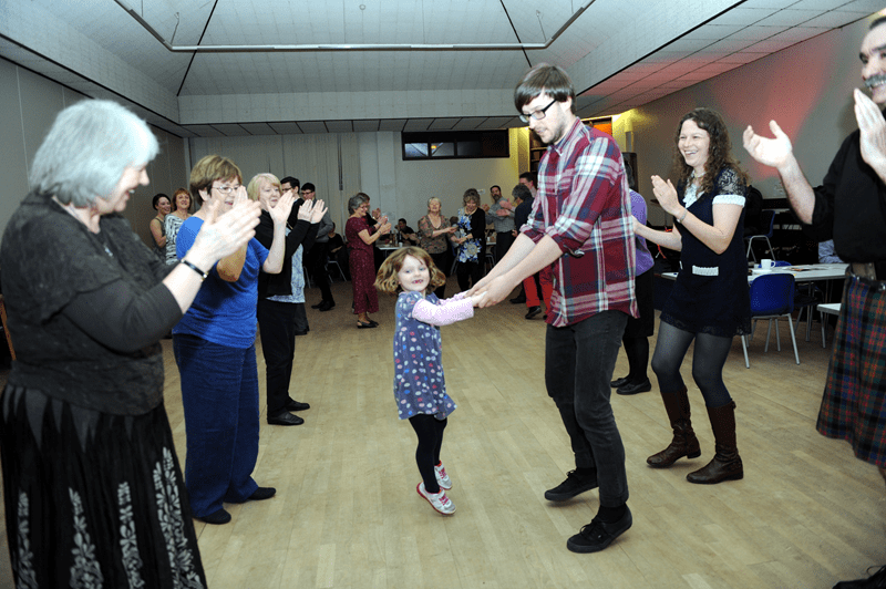 Fairtrade Ceilidh 03