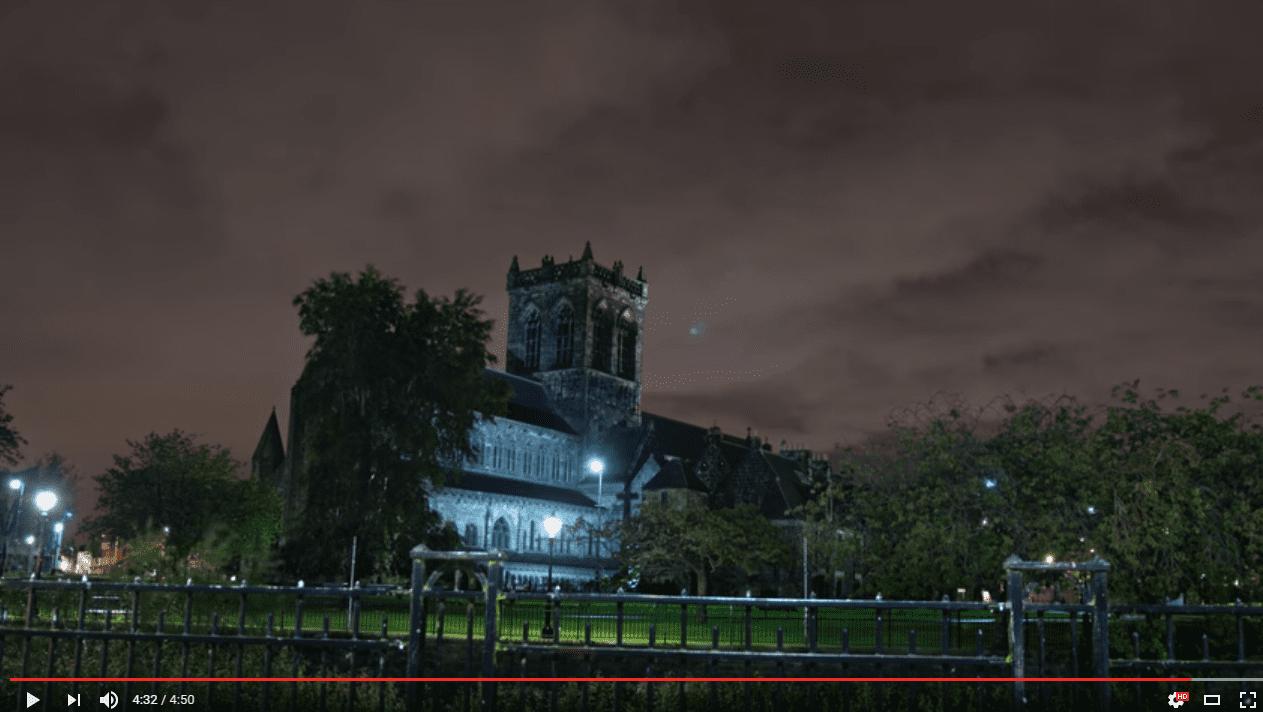 Paisley abbey-4k