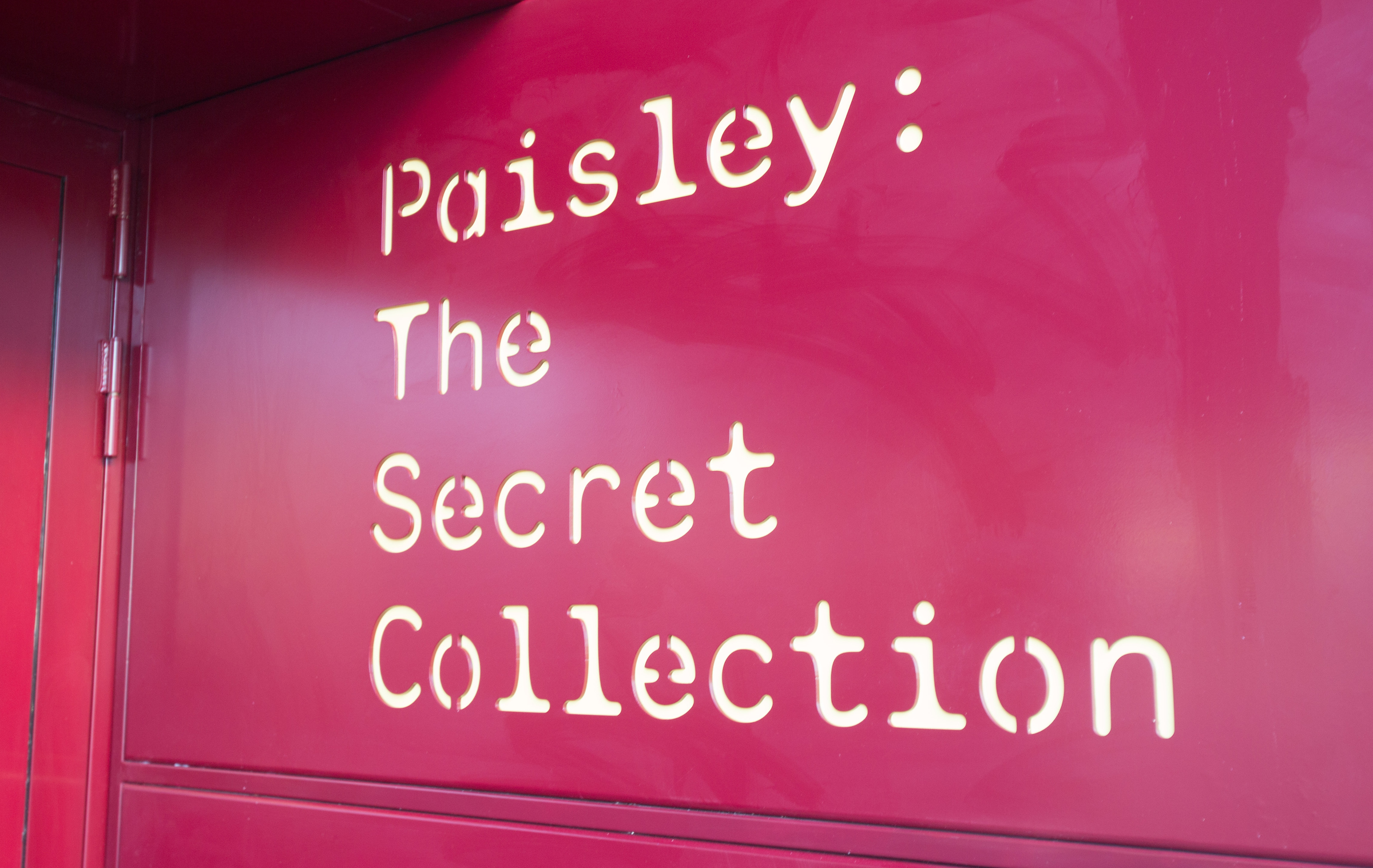 Paisley Secret Collection MFG