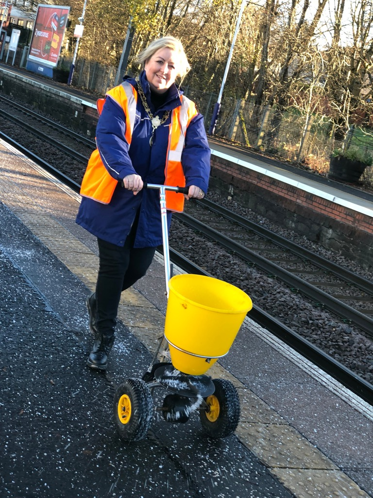 Working Challenge at Scotrail