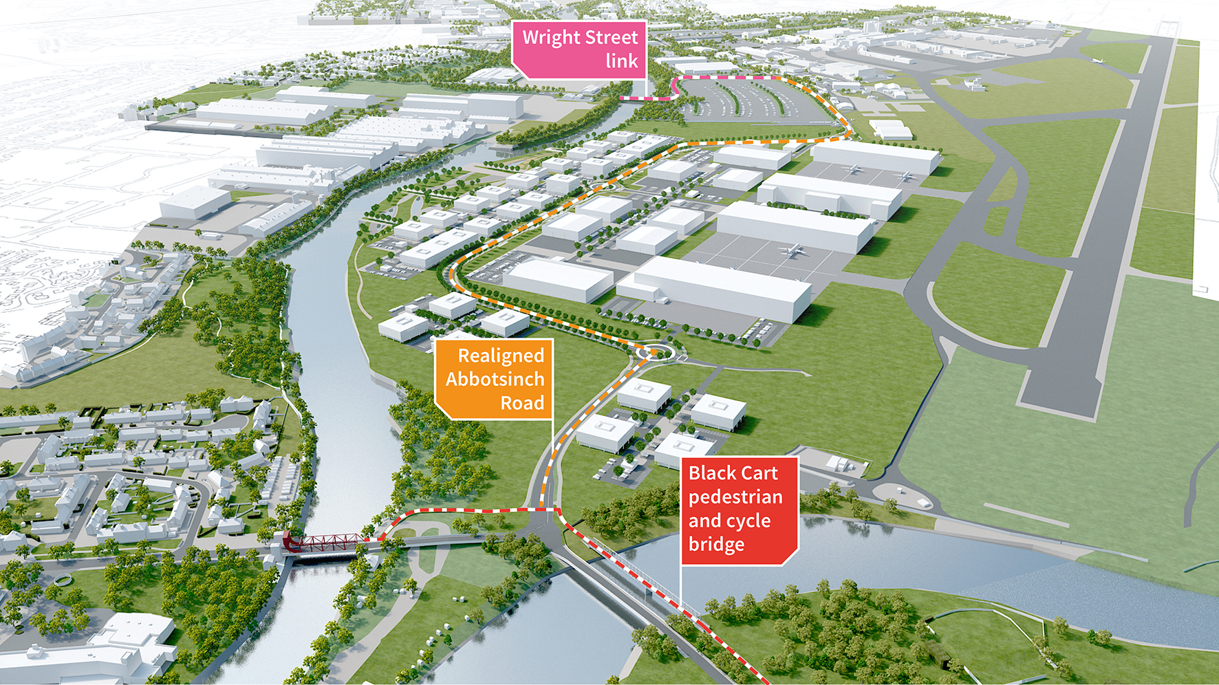 Glasgow Airport Investment Area-anotated-map