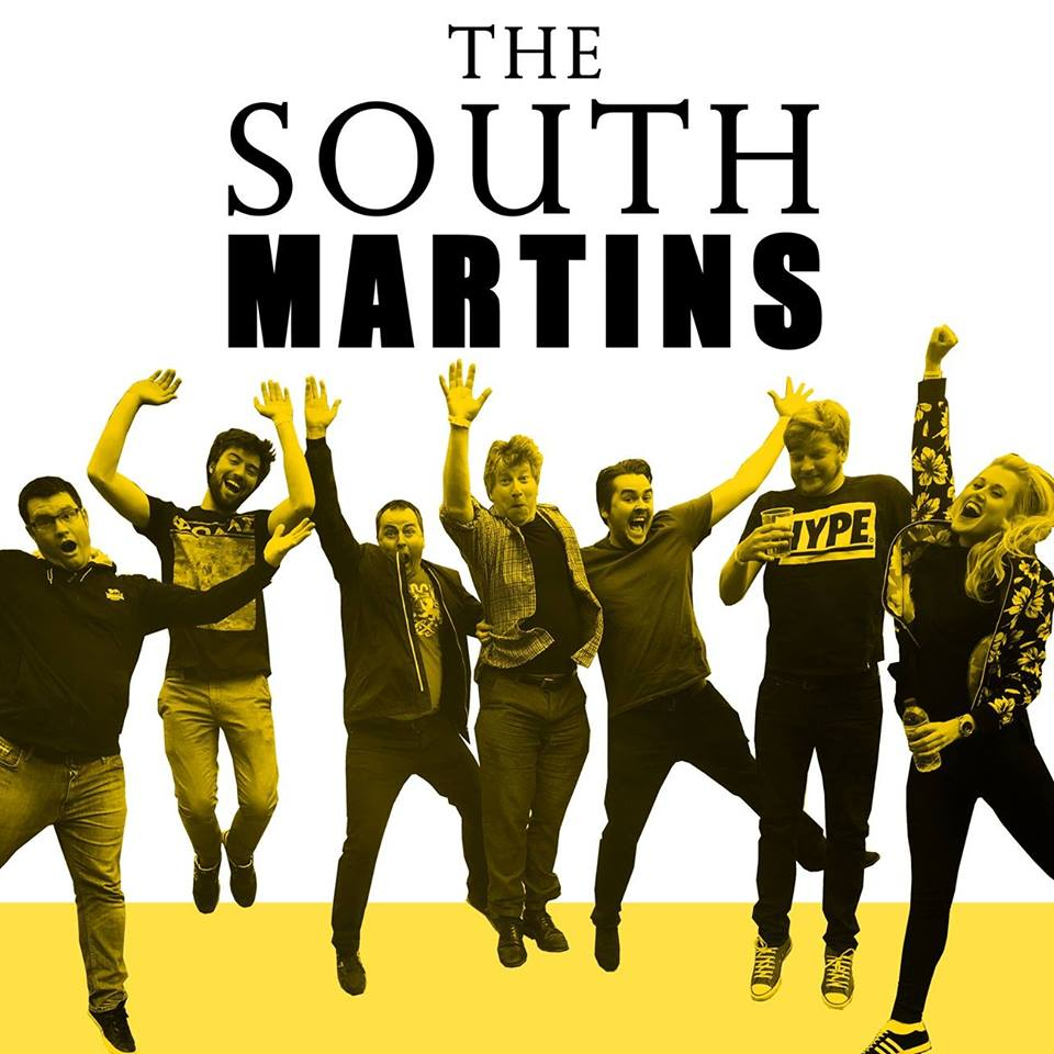 the south martins