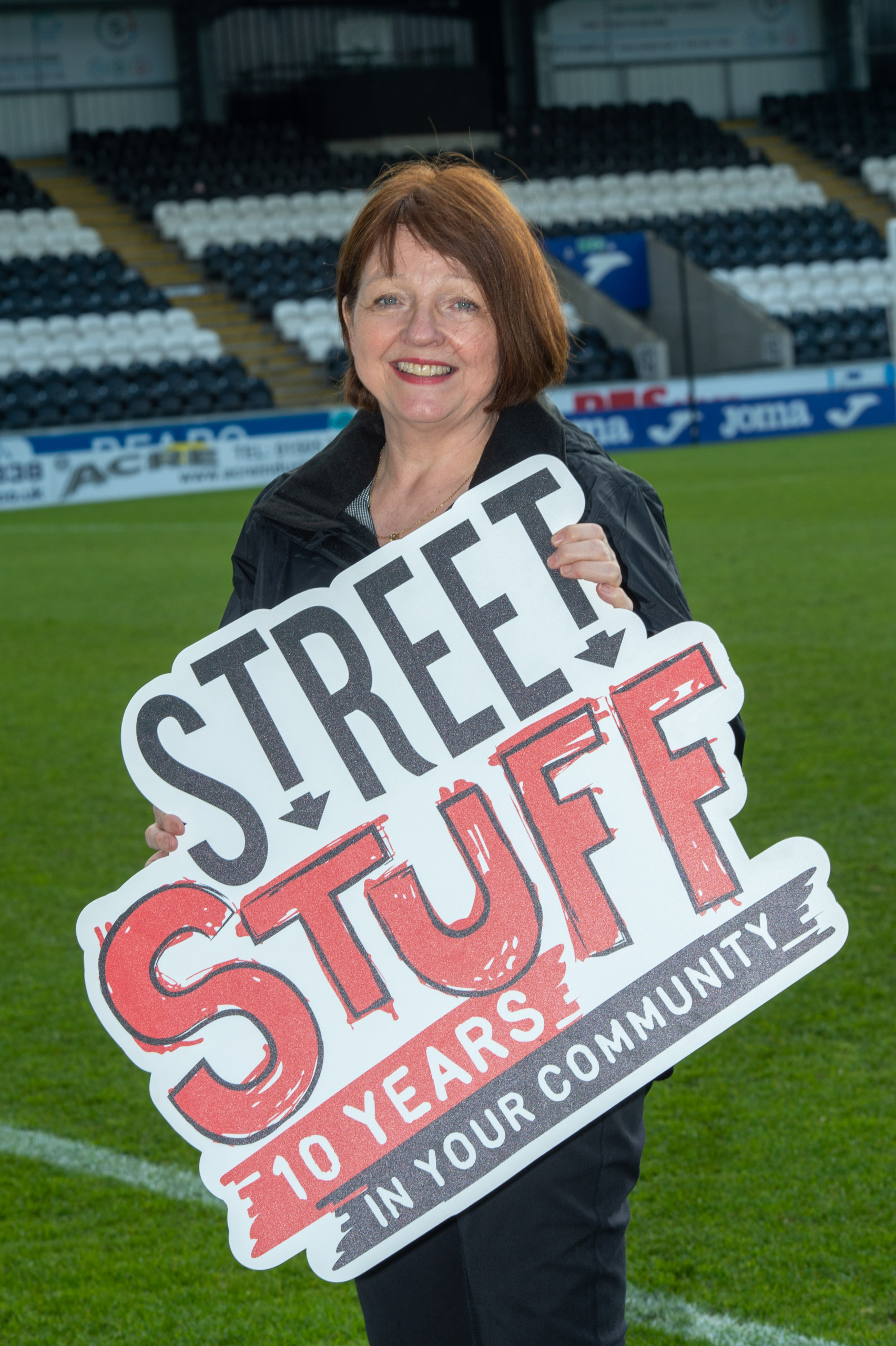 Councillor Marie McGurk - Convener of Communities, Housing and Planning Policy Board