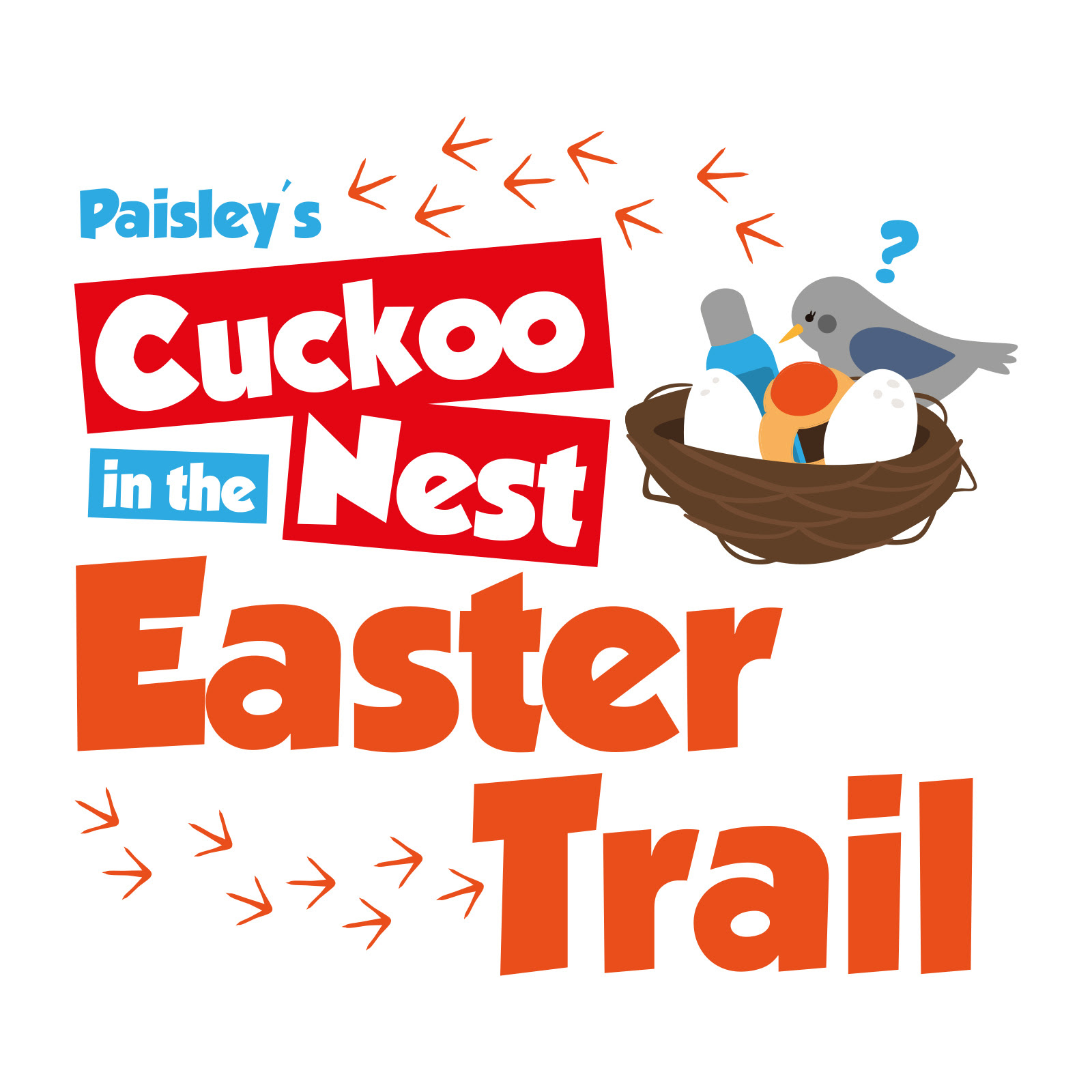 paisley first easter trail