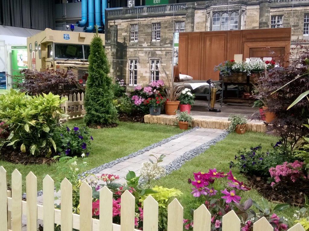 IHS Garden