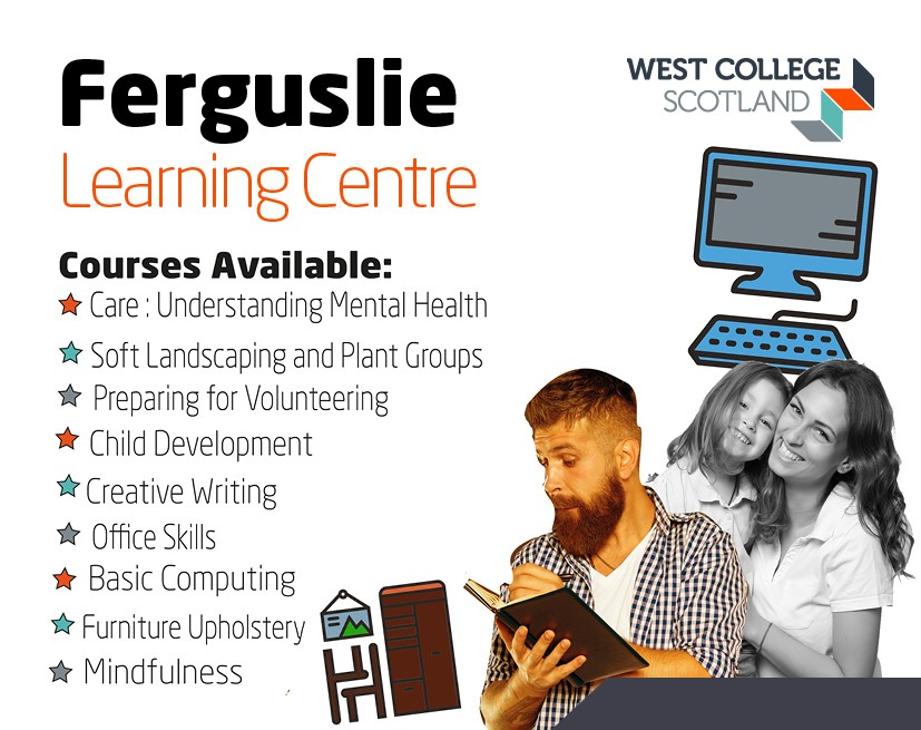 Ferguslie Open Day August 2019 - Social Media (2)