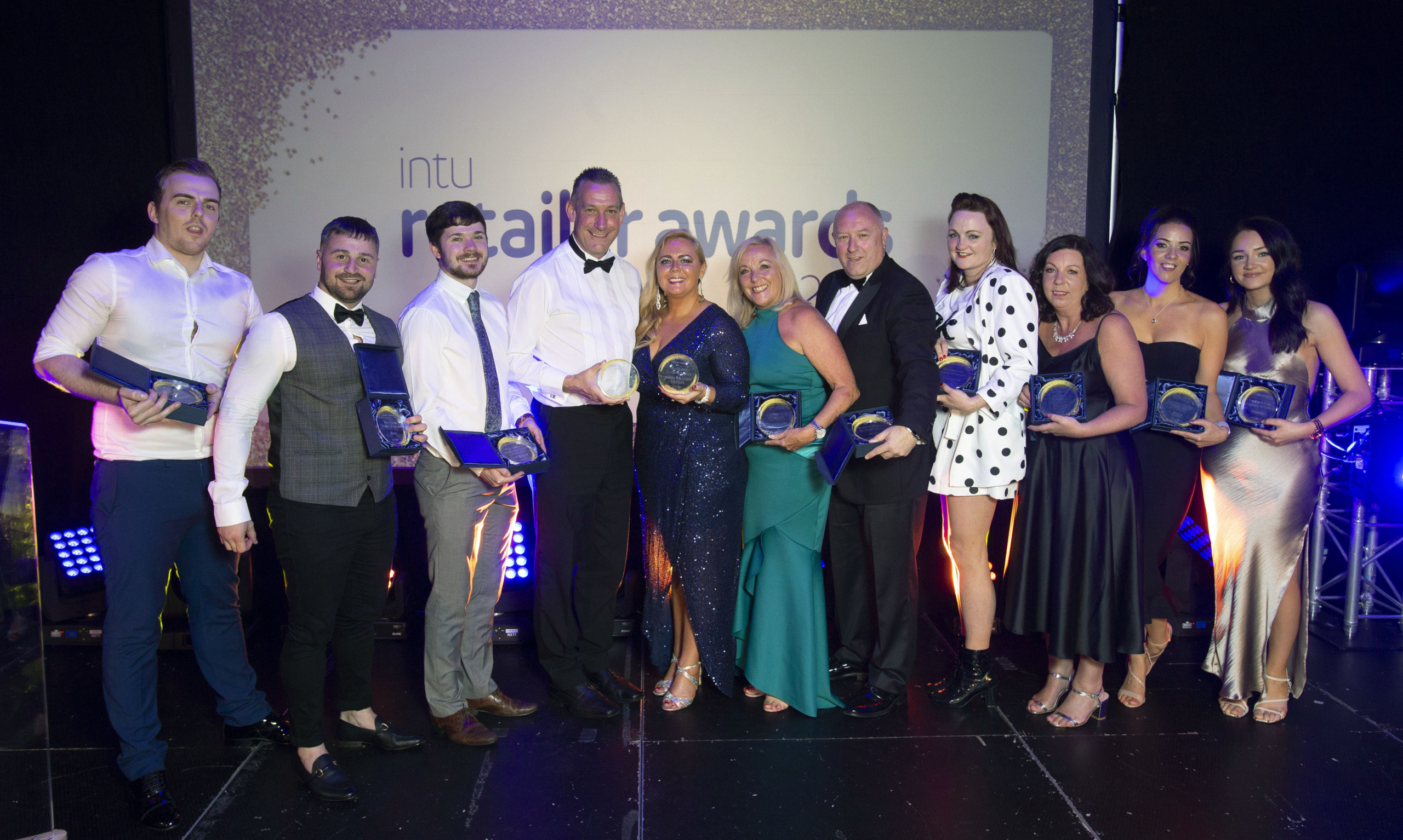 MFG intu Braehead Retailer Awards 2019