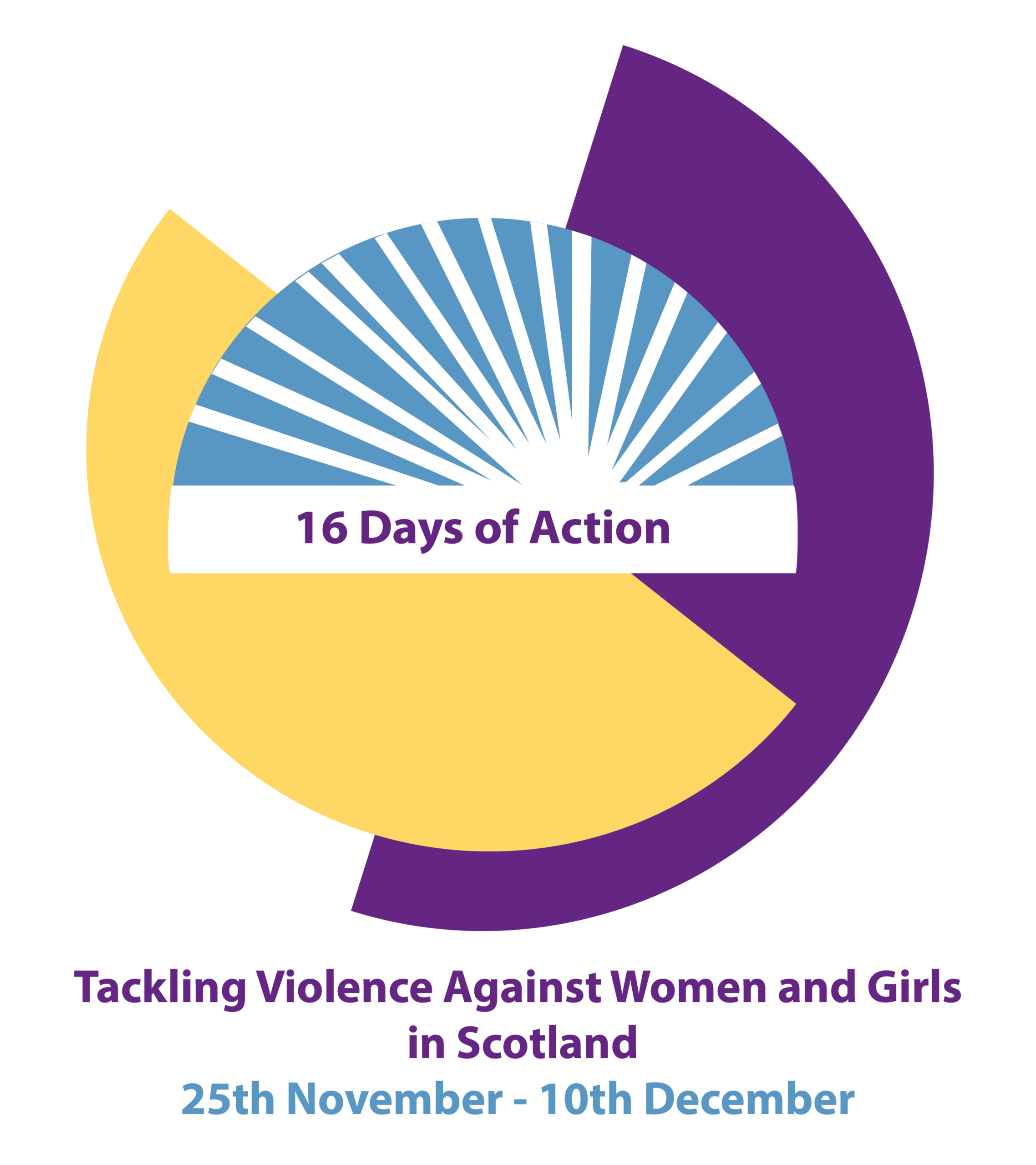 16 Days of Action logo