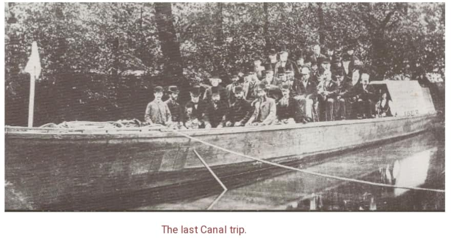 paisley canal disaster