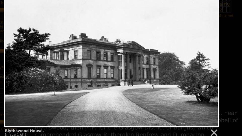 Blythswood House