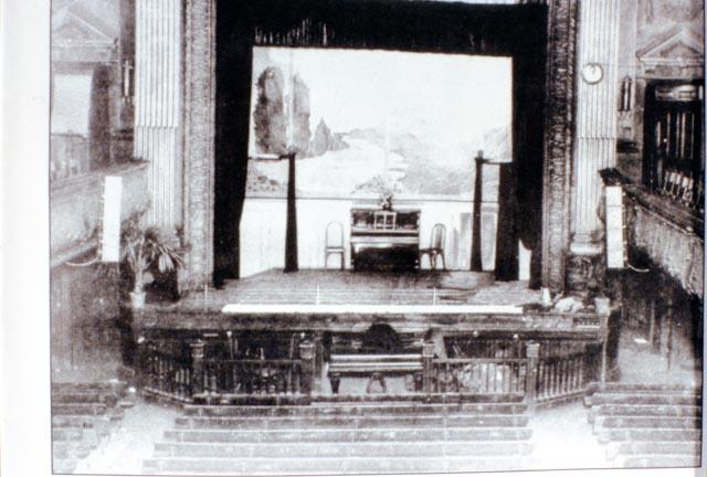 Inside Glen Cinema