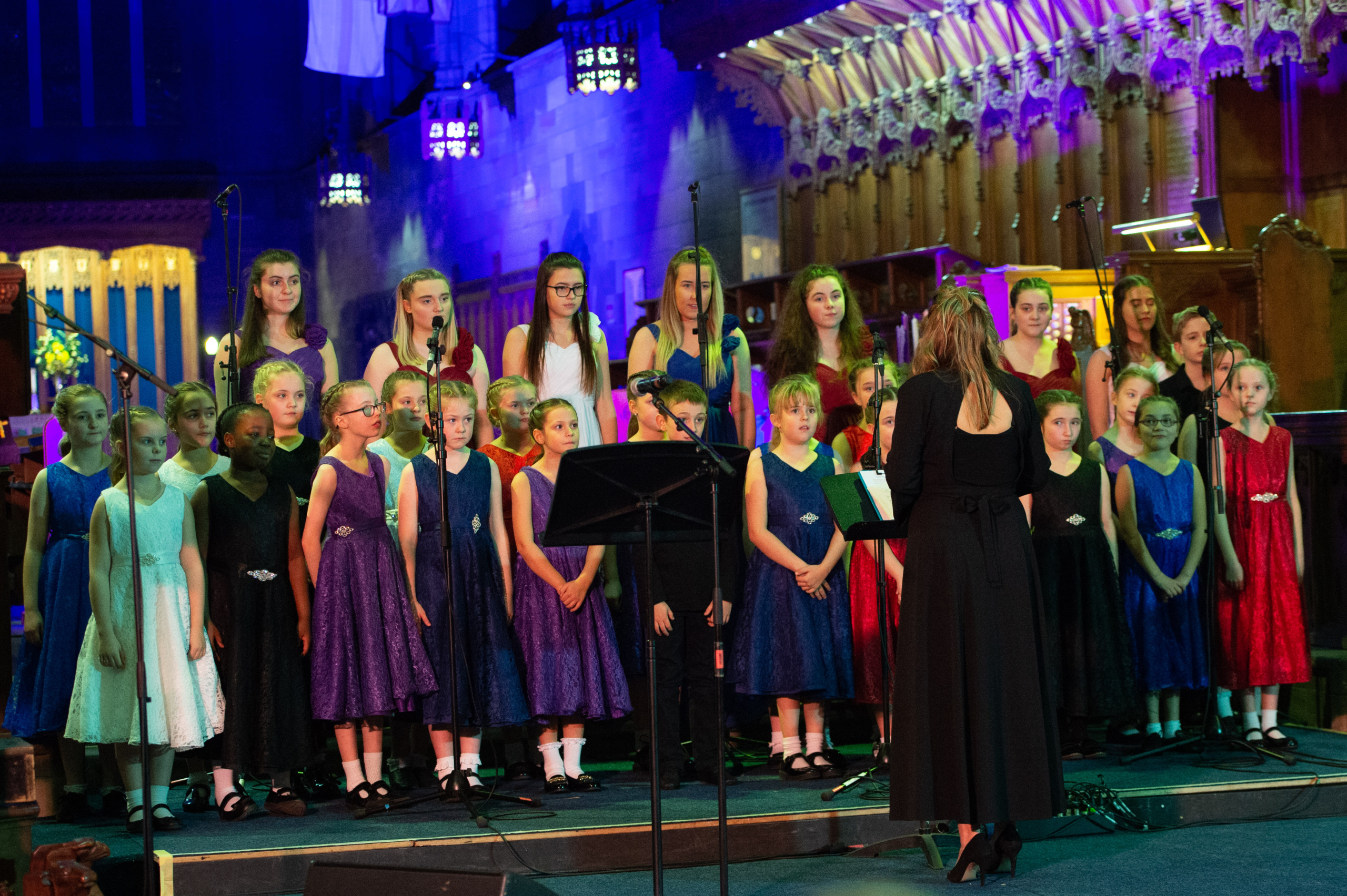 Photo 6. Starlight Chamber Choir