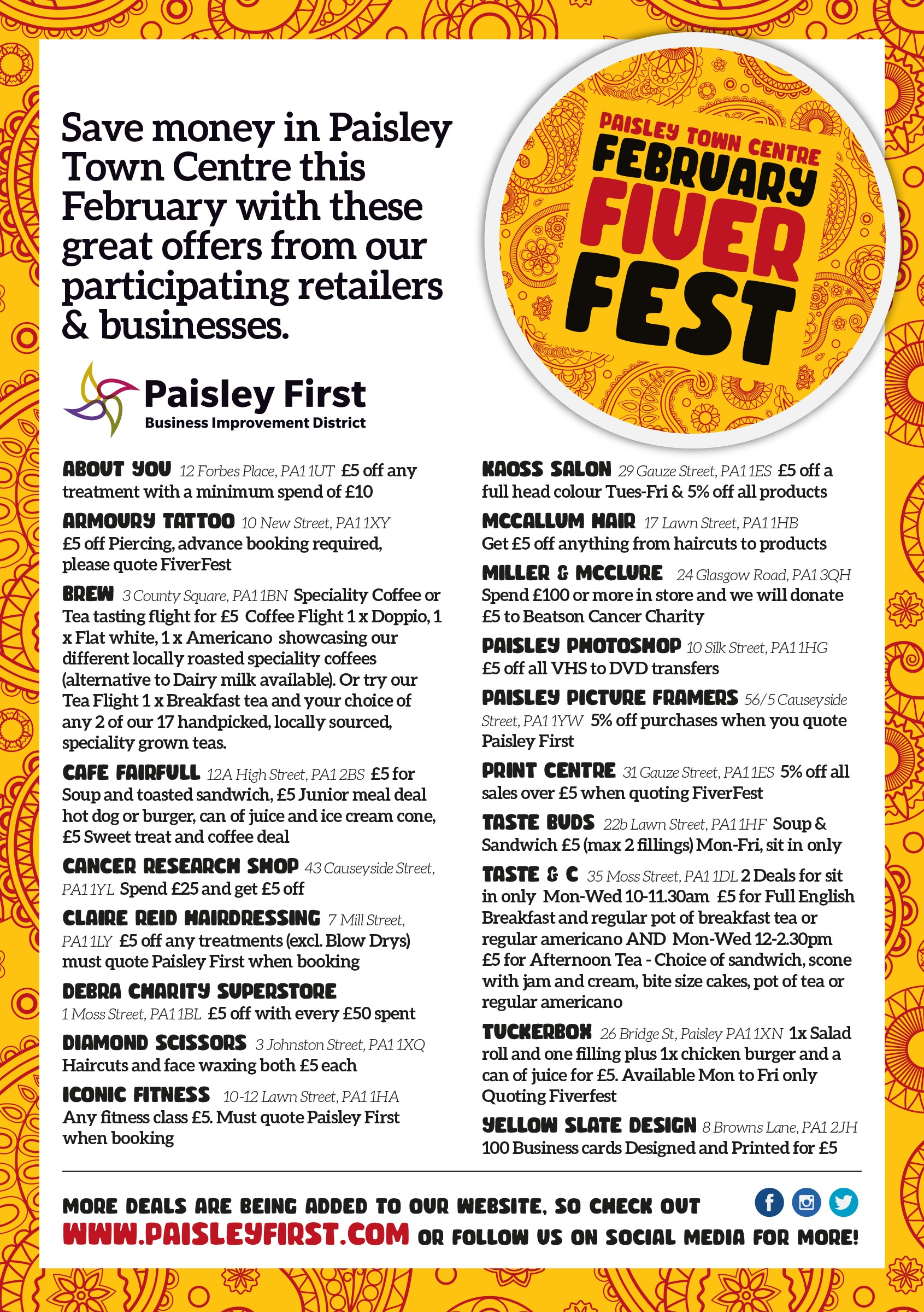 Paisley-First-February-Fiver-Fest-28-01-2020-1