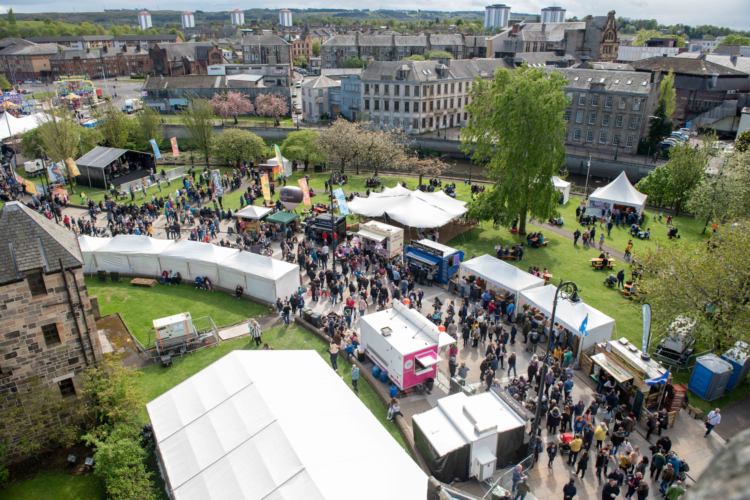Paisley Food and Drink Festival 2019